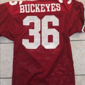 Ohio Stare Buckeyes Champion Jersey
